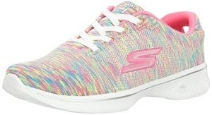 Skechers Women's Go Walk 4 Lace-up Walking Shoe
