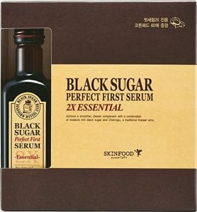 Skinfood Black Sugar Perfect First Serum 2x Essential