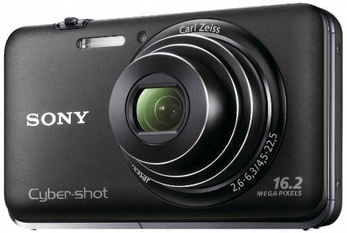Sony Cyber-Shot Digital Camera (DSC-WX9)