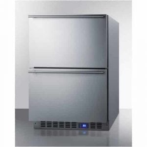 Summit FF642D Drawer Refrigerator