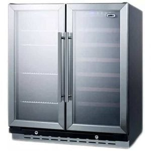 Summit SWBV3067 under Counter Beverage Refrigerator