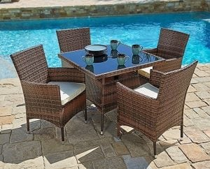 Suncrown Outdoor Patio furniture set