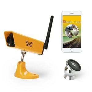 Swift Hitch SH04 Wireless Battery Backup Camera