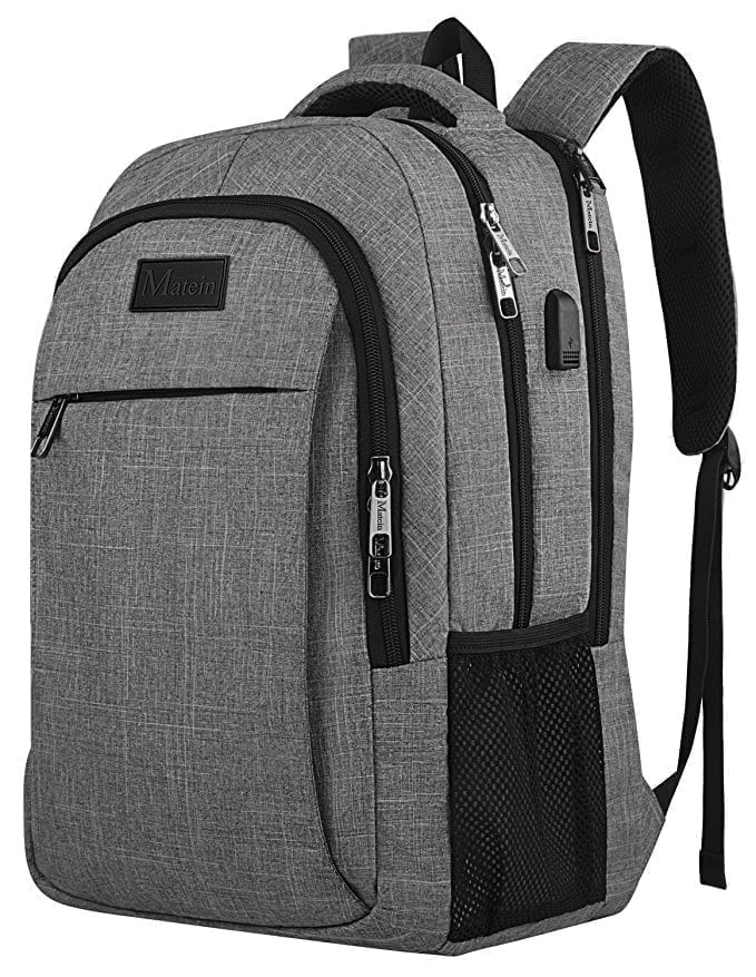 MATEIN Travel Laptop and Business Anti Theft Backpack