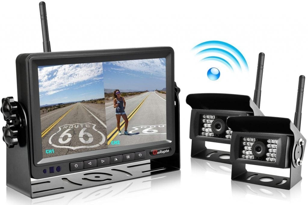 Best Wireless Backup Cameras In 2018 High Quality Rear