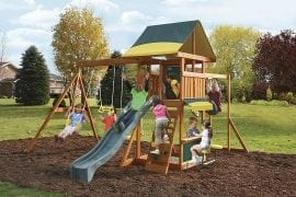 Wooden Swing Sets