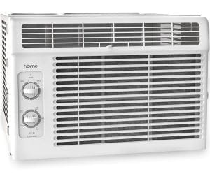 hOmeLabs Cold Window Air Conditioner 5000 BTU