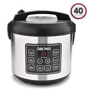 Aroma Housewares 20 Cup Cooked (10 cups uncooked) Digital Rice Aroma Housewares 20 Cup Cooked (10 cups uncooked) Digital Rice