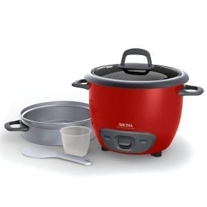 Aroma Housewares 6-Cup Pot-Style Rice Cooker and Steamer