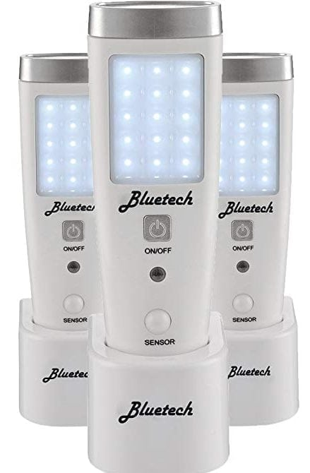 Bluetech LED Flashlight Night Light for Emergency Preparedness