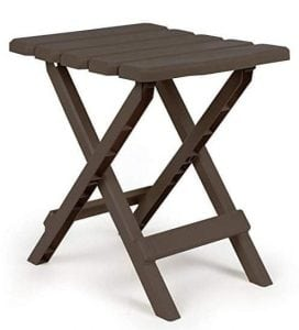 Camco Adirondack Folding Side Table