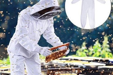 Full Body Beekeeping Suit