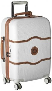 Delsey Luggage 21 Inch Carry on