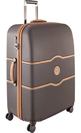 Delsey Luggage Chatelet Hard plus Luggage