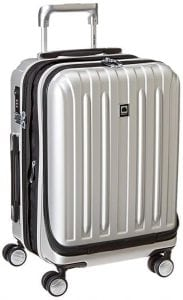 Delsey Luggage Helium Titanium Carry-On