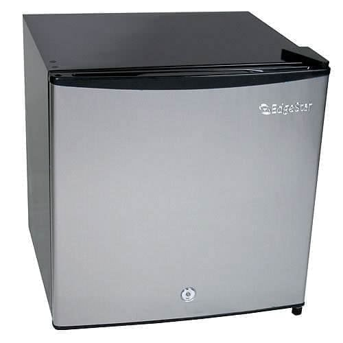 EdgeStar Convertible Refrigerator or Freezer CRF150SS-1 1.1 Cubic Feet.