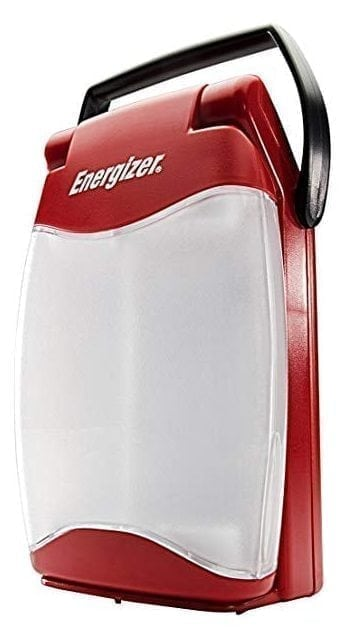 Energizer Waterproof LED Lantern, Weatheready Folding Light