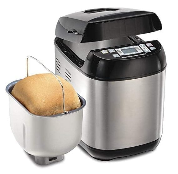 Hamilton Beach Bread Maker (29885)