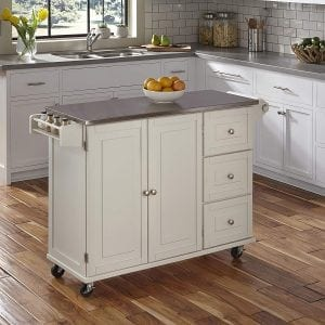 Home Styles 4512-95 Liberty Kitchen Cart