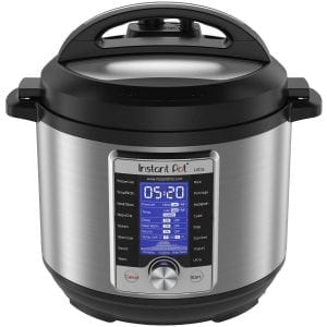 Instant Pot Ultra 6 Qt 10-in-1 Multi-Use Programmable Pressure Cooker