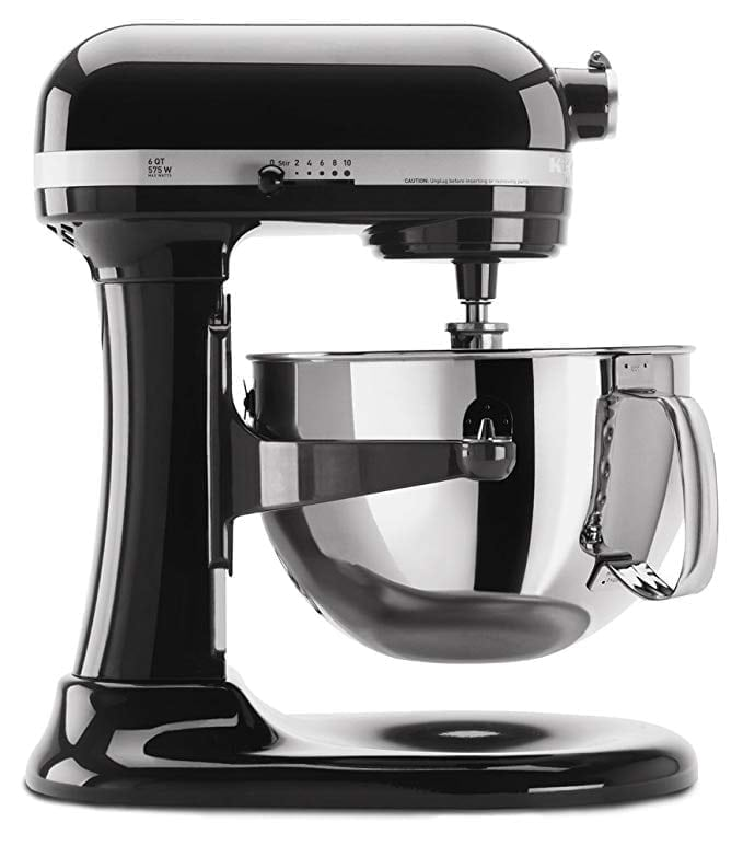 KitchenAid KP26M1XBU 6 Qt. Professional 600 Series Bowl-Lift Stand Mixer