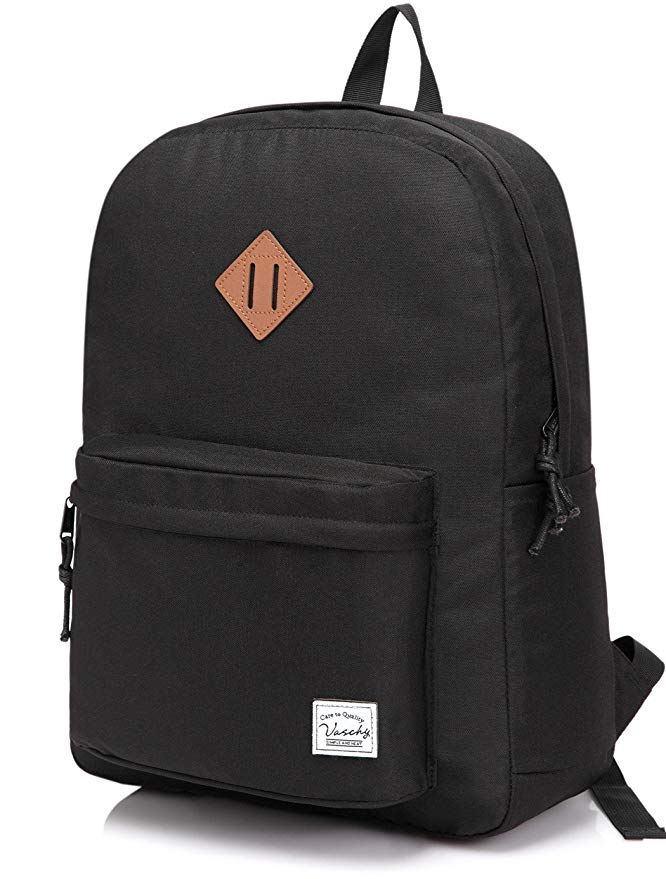 Vaschy Lightweight Backpack for School