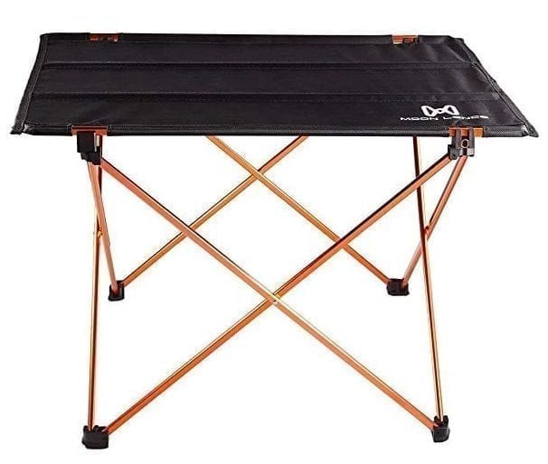 Moon Lence Ultralight Camping table