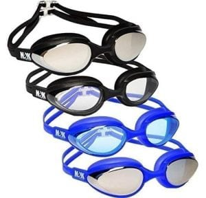 NAK Fitness Swim Goggles Anti-Fog No Leaking Swimming Goggles