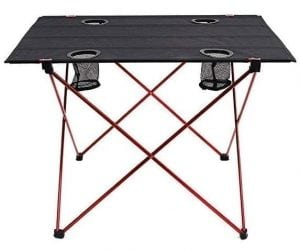 OUTRY Lightweight Folding Table