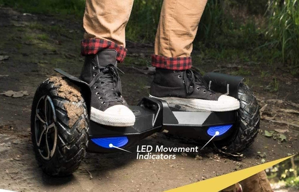 Best Self Balancing Scooters/Hoverboards in 2018