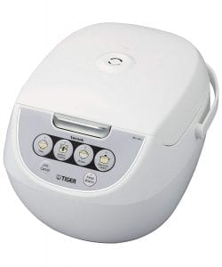 Tiger Corporation JBV-A10U-W 5.5-Cup Micom Rice Cooker