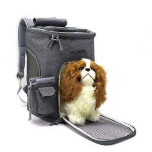 okdeals Soft-Sided Pet Carrier Backpack
