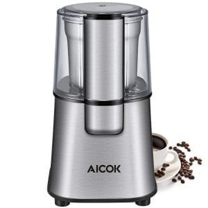Aicok Coffee Grinder