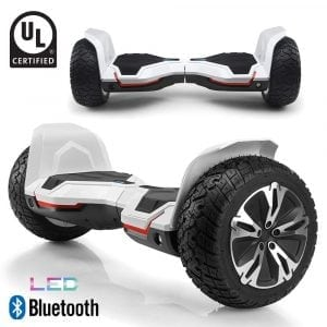 BORNTECH OFF-ROAD SELF BALANCING HOVERBOARD