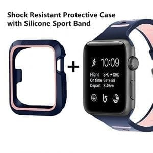 BRG 3 Style Case for Apple Watch