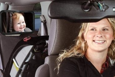Back Seat Baby Mirrors