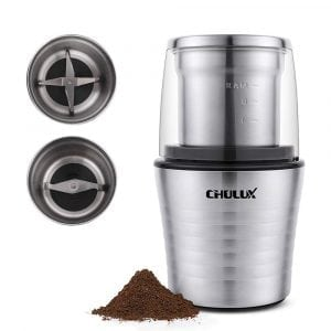 CHULUX Electric Spices and Coffee Grinder