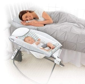 Fisher-Price Auto Rock Play Sleeper