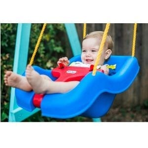 Little Tikes 2-in-1 Snug Secure Swing