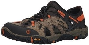 Merrell Men's All Out Hiking Sandal