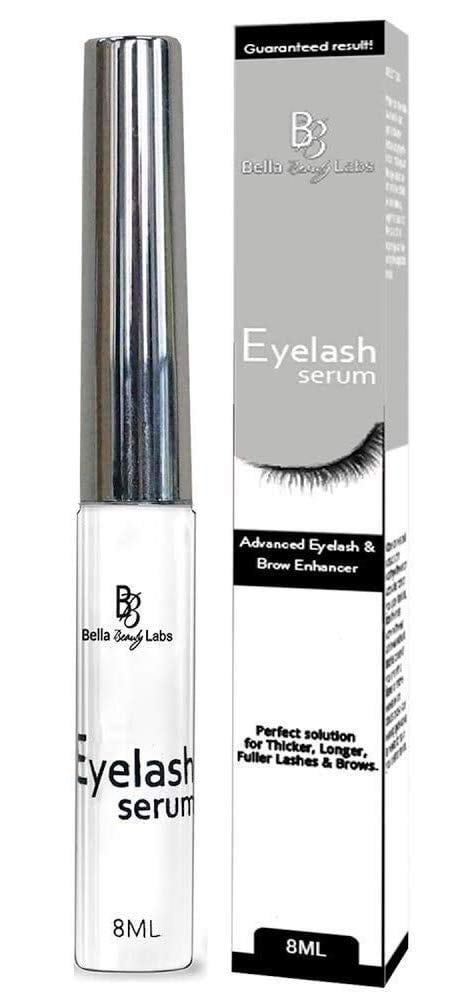 Eyelash Growth Serum Enhancer and Eyebrow Lash Conditioner