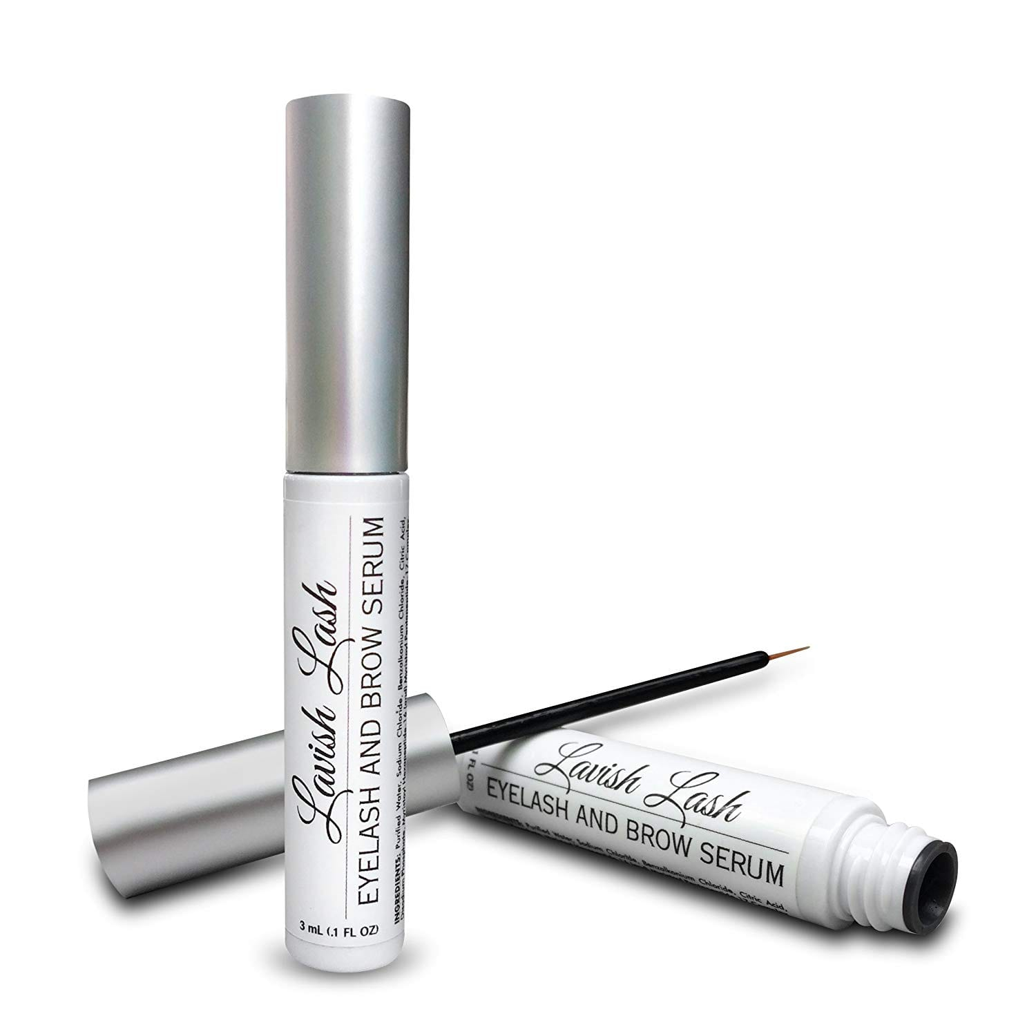 Hairgenics Lavish Lash – Eyelash Growth Enhancer & Brow Serum
