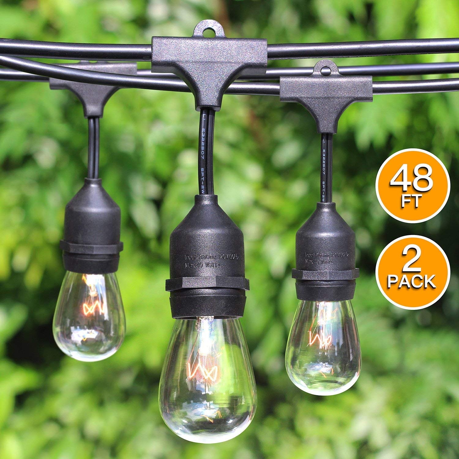 Top 10 Best Outdoor String Lights for Home Decor - Buyer's ...