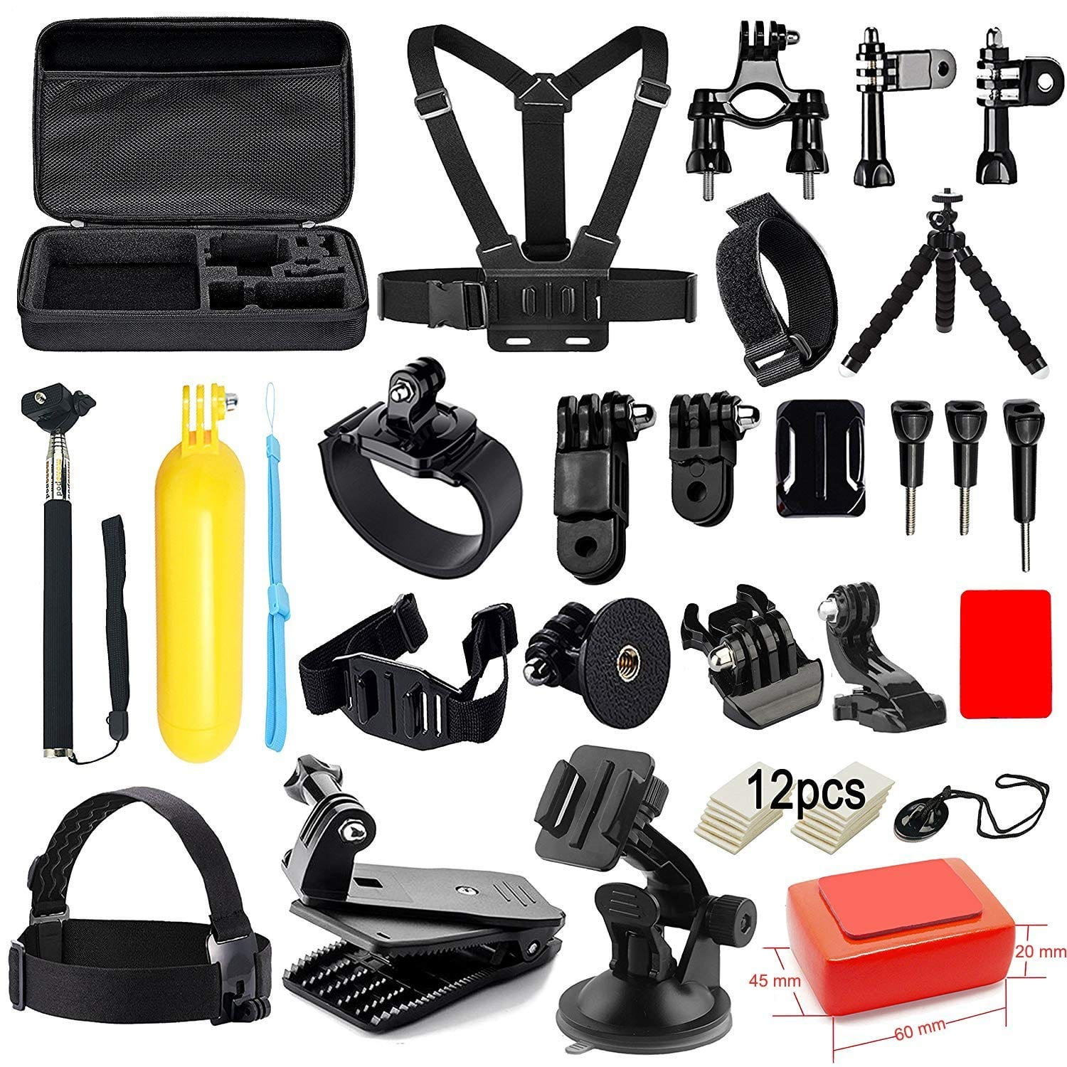Top 10 Best Gopro Accessory Kits For Traveling New 2019