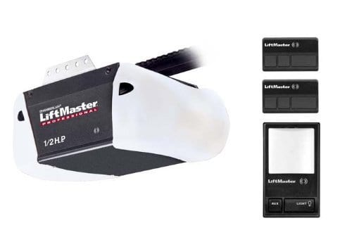 LiftMaster 3265-267 premium series 1/2 HP chain drive garage door opener
