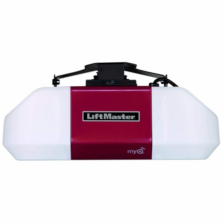 Liftmaster 8587 elite series ¾ HPAC chain drive garage door opener