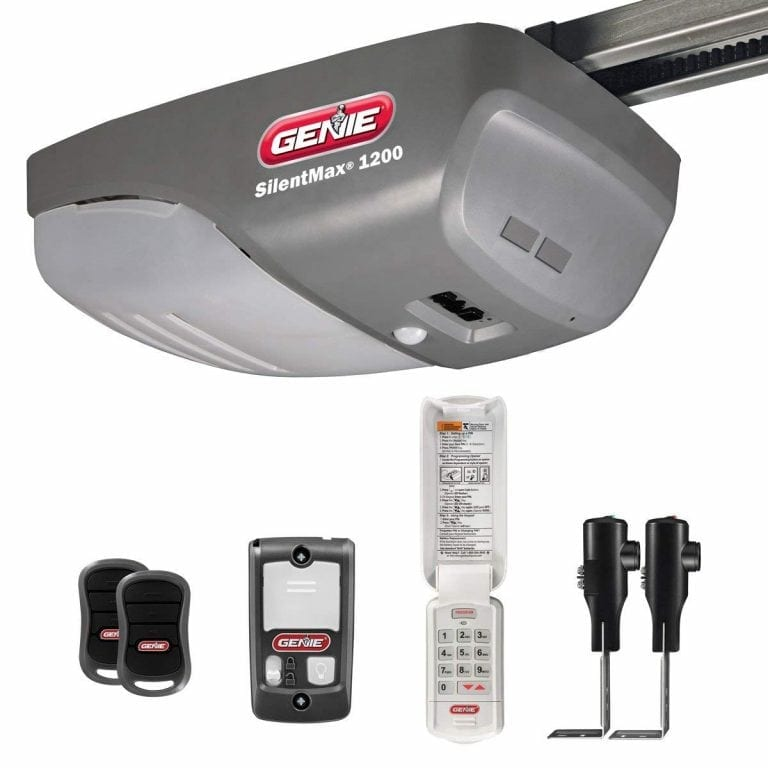 Genie SilentMax 1200 model 4042-TKH garage door opener