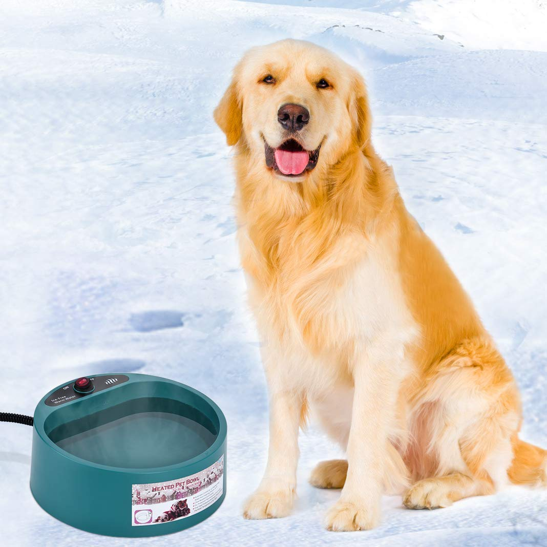 Exblue multifunctional pet bowl for food & water