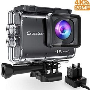 Crosstour CT9500 4K 20MP Action Camera