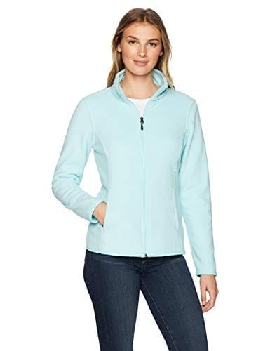 Amazon Essential Women's Full Zip Polar Fleece Jacket